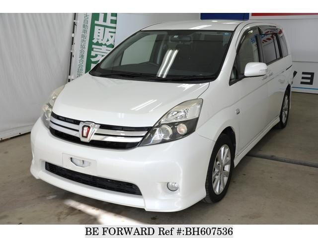 Used 2011 TOYOTA ISIS BH607536 for Sale