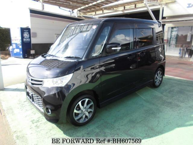 Used 2011 NISSAN ROOX BH607569 for Sale