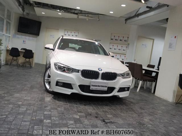 Used 2017 BMW 3 SERIES BH607650 for Sale