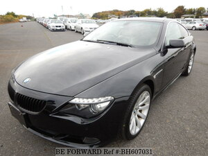 Used 2009 BMW 6 SERIES BH607031 for Sale
