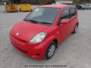 Used 2007 TOYOTA PASSO BH606659 for Sale