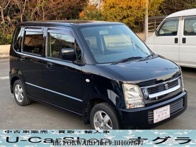 Used 2005 SUZUKI WAGON R BH607677 for Sale