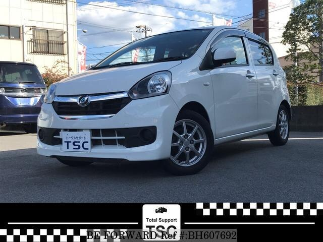 Used 2015 DAIHATSU MIRA ES BH607692 for Sale