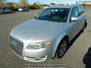 Used 2006 AUDI A4 BH607034 for Sale