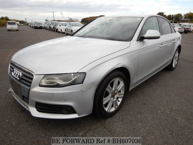 Used 2008 AUDI A4 BH607036 for Sale