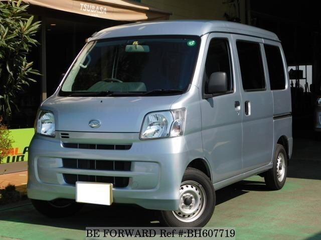 Used 2017 DAIHATSU HIJET CARGO BH607719 for Sale