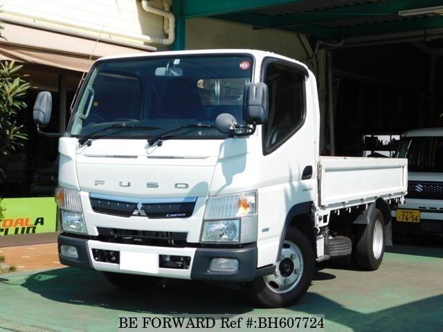 Used 2018 MITSUBISHI CANTER BH607724 for Sale
