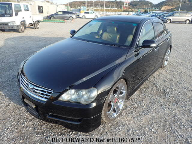 Used 2007 TOYOTA MARK X BH607525 for Sale