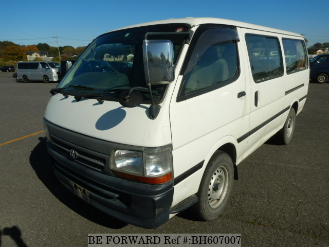 Used 1999 TOYOTA HIACE VAN BH607007 for Sale