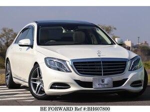 Used 2015 MERCEDES-BENZ S-CLASS BH607800 for Sale