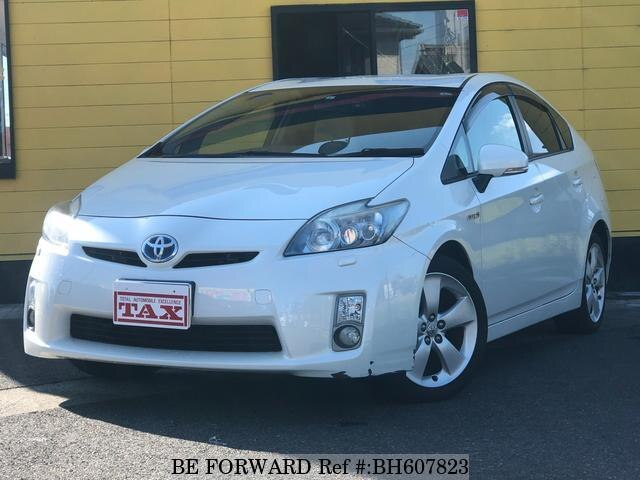 Used 2011 TOYOTA PRIUS BH607823 for Sale