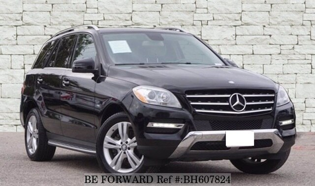 Used 2012 MERCEDES-BENZ M-CLASS BH607824 for Sale