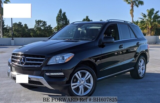 Used 2012 MERCEDES-BENZ M-CLASS BH607825 for Sale