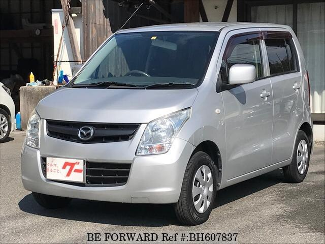 Used 2009 MAZDA AZ-WAGON BH607837 for Sale