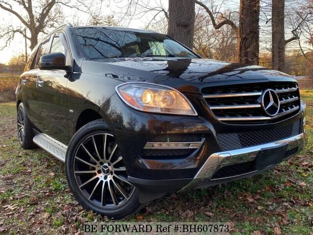 Used 2012 MERCEDES-BENZ M-CLASS BH607873 for Sale