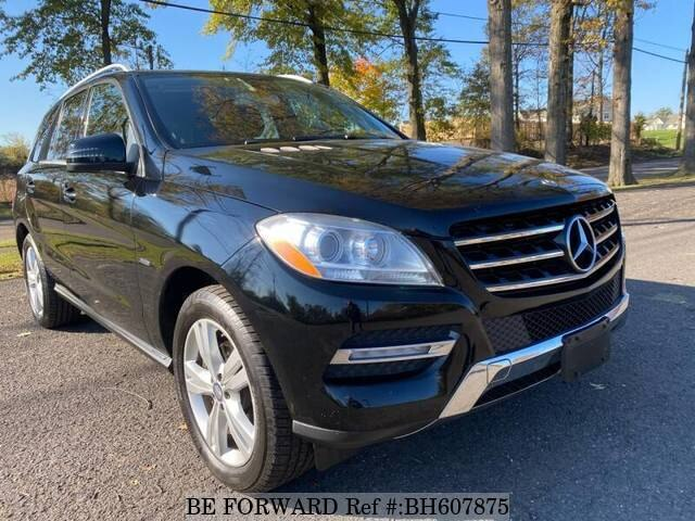 Used 2012 MERCEDES-BENZ M-CLASS BH607875 for Sale