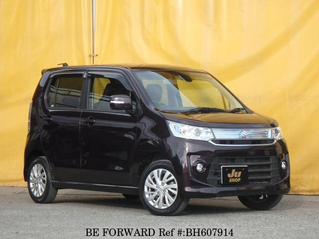 Used 2016 SUZUKI WAGON R BH607914 for Sale