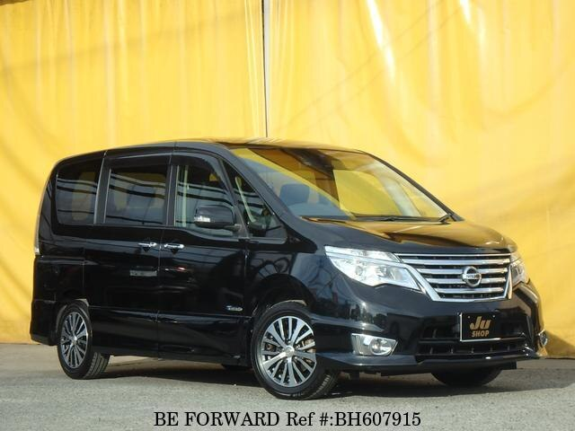 Used 2014 NISSAN SERENA BH607915 for Sale