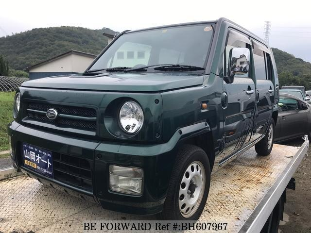 Used 2002 DAIHATSU NAKED BH607967 for Sale