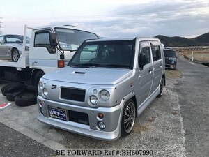 Used 2001 DAIHATSU NAKED BH607990 for Sale
