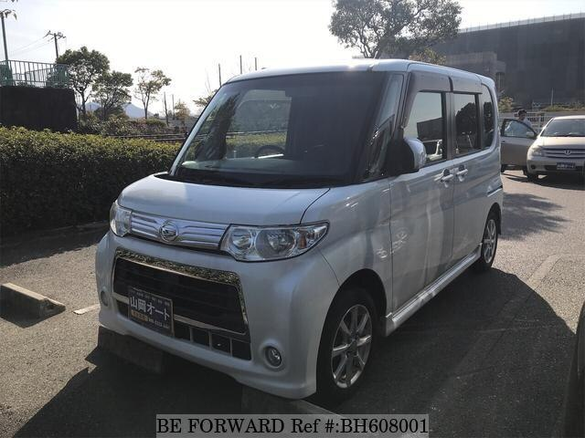 Used 2011 DAIHATSU TANTO BH608001 for Sale