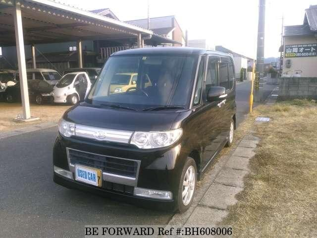 Used 2009 DAIHATSU TANTO BH608006 for Sale