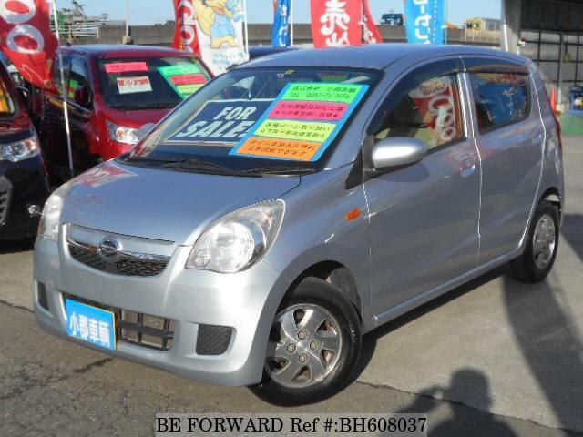 Used 2012 DAIHATSU MIRA BH608037 for Sale