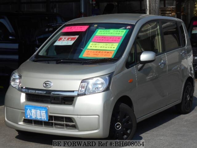 Used 2013 DAIHATSU MOVE BH608054 for Sale
