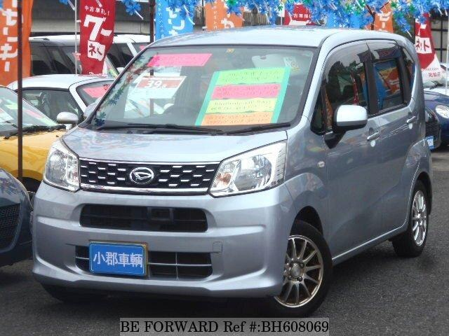 Used 2014 DAIHATSU MOVE BH608069 for Sale