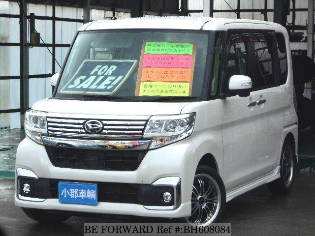 Used 2017 DAIHATSU TANTO BH608084 for Sale