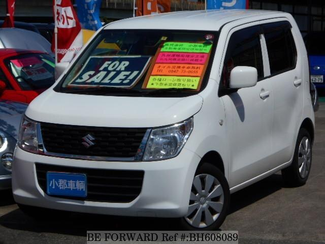 Used 2015 SUZUKI WAGON R BH608089 for Sale