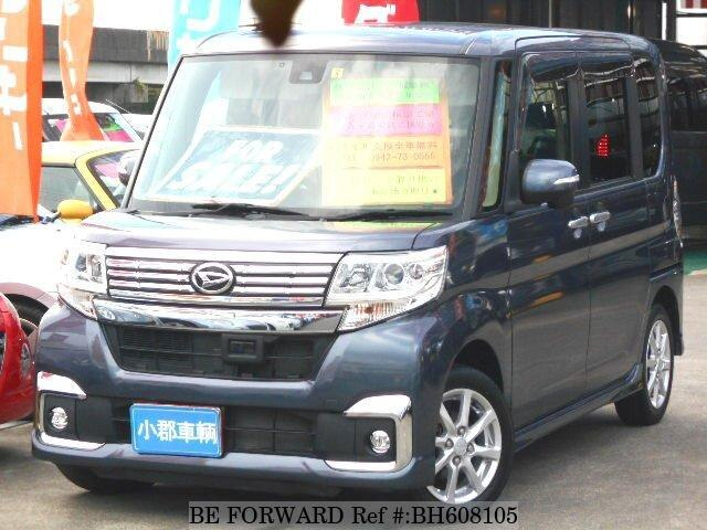 Used 2016 DAIHATSU TANTO BH608105 for Sale