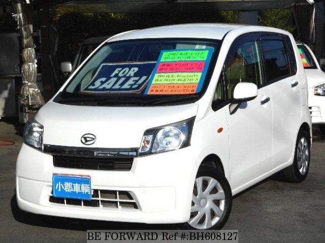 Used 2014 DAIHATSU MOVE BH608127 for Sale