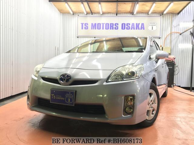 Used 2010 TOYOTA PRIUS BH608173 for Sale