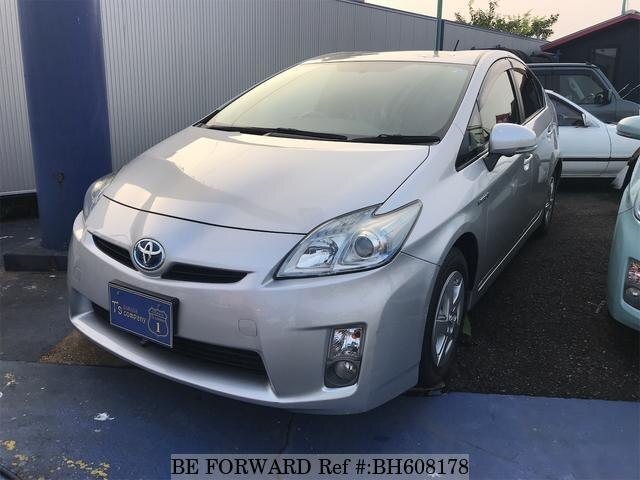Used 2009 TOYOTA PRIUS BH608178 for Sale