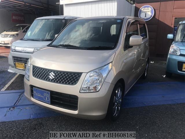 Used 2009 SUZUKI WAGON R BH608182 for Sale
