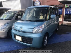 Used 2013 SUZUKI SPACIA BH608183 for Sale