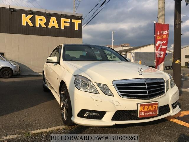 Used 2010 MERCEDES-BENZ E-CLASS BH608263 for Sale