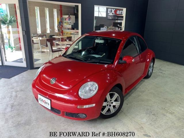 Used 2008 VOLKSWAGEN NEW BEETLE BH608270 for Sale