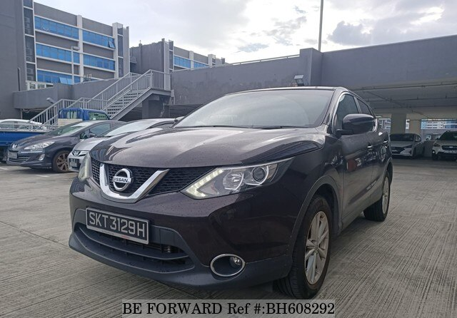 Used 2015 NISSAN QASHQAI BH608292 for Sale