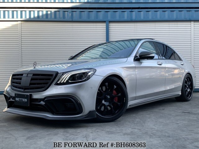 Used 2014 MERCEDES-BENZ S-CLASS BH608363 for Sale