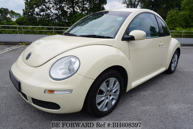 Used 2011 VOLKSWAGEN NEW BEETLE BH608397 for Sale