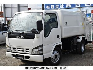 Used 2006 ISUZU ELF TRUCK BH608416 for Sale