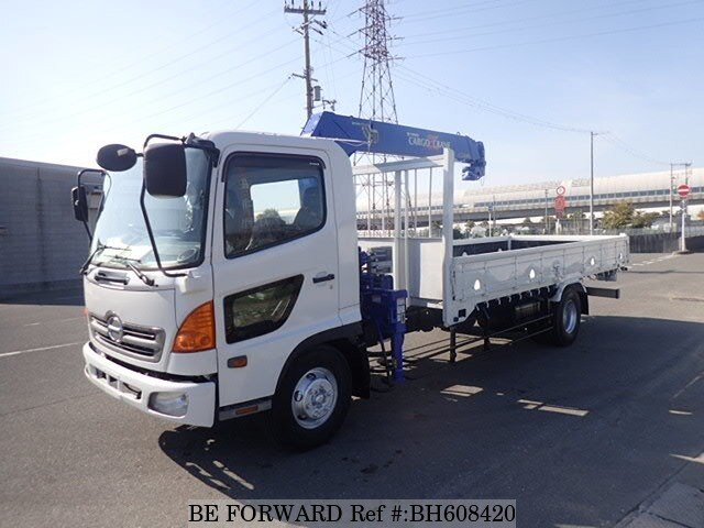 Used 2006 HINO RANGER BH608420 for Sale