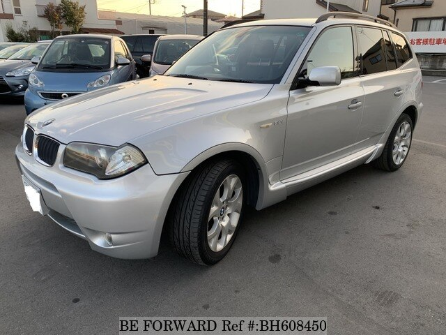 Used 2004 BMW X3 BH608450 for Sale