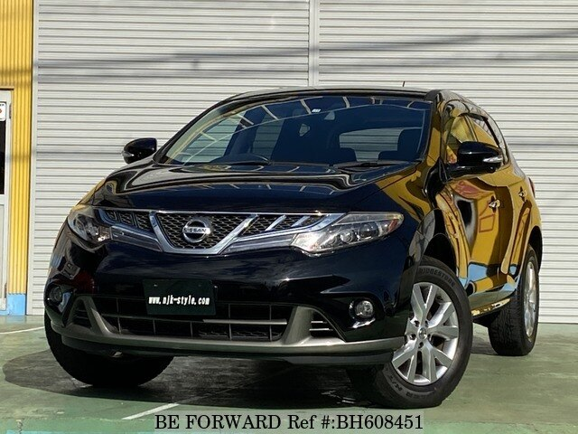 Used 2011 NISSAN MURANO BH608451 for Sale
