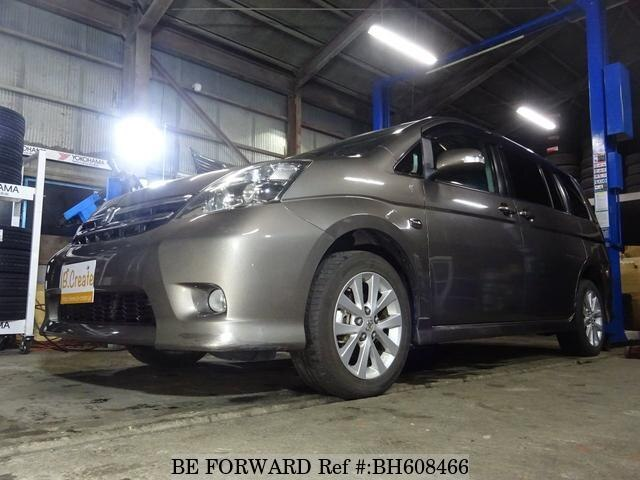 Used 2008 TOYOTA ISIS BH608466 for Sale
