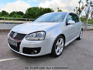 Used 2006 VOLKSWAGEN GOLF GTI BH608520 for Sale