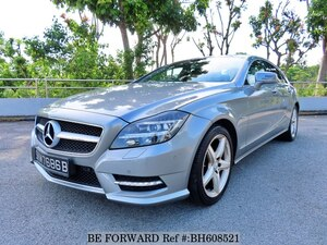 Used 2012 MERCEDES-BENZ CLS-CLASS BH608521 for Sale