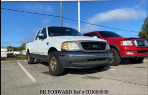 Used 2002 FORD F150 BH608538 for Sale
